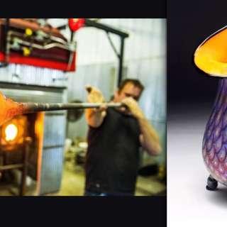 Meet renowned glass artist, Jack Pine