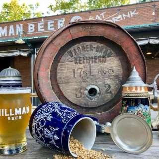 Hillman Beer Oktoberfest 2019