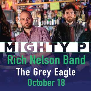 The Mighty Pines w/ Rich Nelson Band