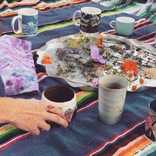 Appalachian Tea Ceremony