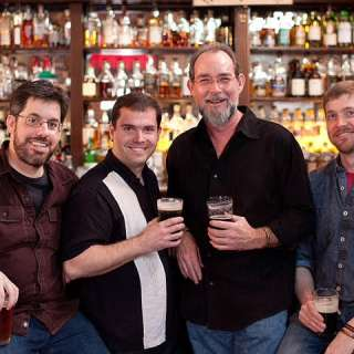 St. Patrick's Day Celebration with Four Leaf Peat (traditional Irish band)