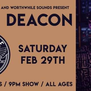 Dan Deacon w/ Ed Schrader's Music Beat, Nervous Dupre