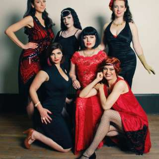 POSTPONED: Burlesque Brunch