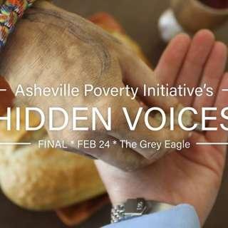 1st Annual Asheville's Hidden Voices