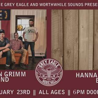 Jackson Grimm Band + Hannah Kaminer