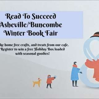 Read To Succeed Asheville/Buncombe Winter Book Fair