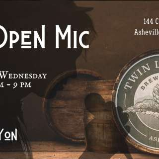 Open Mic Night with Thomas Yon
