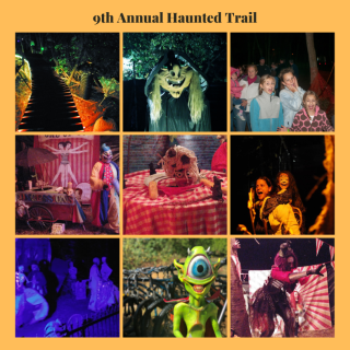 9th Annual Haunted Trail and Glow Trail