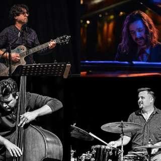 Lawn Concert: Alien Music Club Jazz Quartet