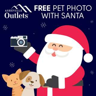 Pet Photo Nights at Asheville Outlets