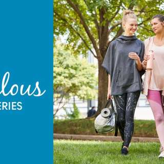 Free Fit + Fabulous Fitness Series at Asheville Outlets