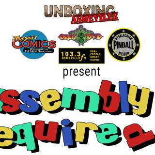 *Assembly Required: Asheville Designer Toy Expo