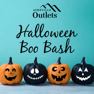 Halloween Boo Bash at Asheville Outlets