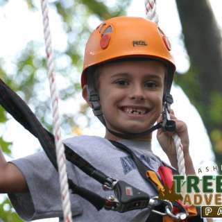 Adventure Center of Asheville- Zipping for Autism