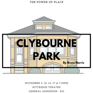 Clybourne Park at Warren Wilson College