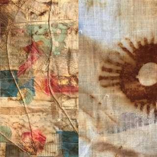 Art & Craft Workshop: Mixed Media-Altered Fabric