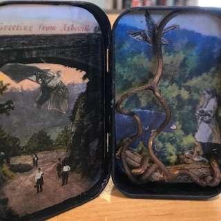 Art & Craft Workshop: Altoid Tin Shadow Box