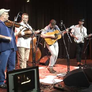 Tuesday Bluegrass Sessions hosted by Another Country
