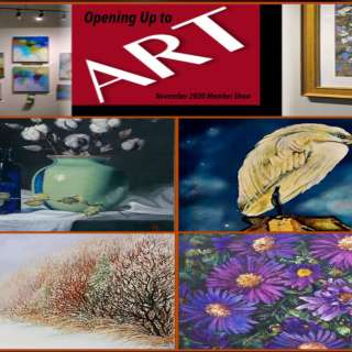 Opening Up to Art: Multi-Member Show