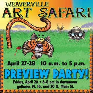 Weverville Art Safari