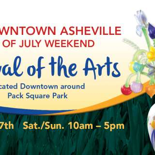 3rd Annual Downtown Asheville Festival of the Arts