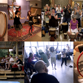 FREE Community Workshops at the 2019 ASHEVILLE PERCUSSION FESTIVAL