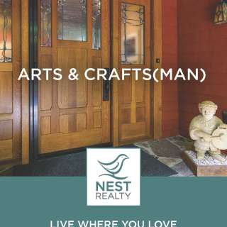 Arts and Crafts Home Tour