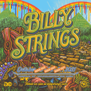 Billy Strings 3 Night Halloween Run Presented by The Holding Company
