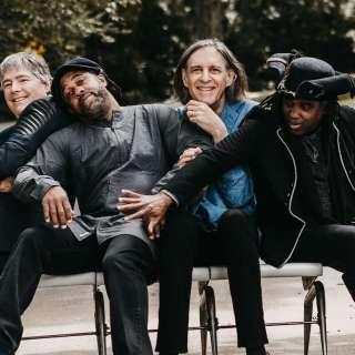 """Béla Fleck and the Flecktones Ft. Béla Fleck, Victor Wooten, Roy """"Futureman"""" Wooten, & Howard Levy"""