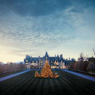 Candlelight Christmas Evenings at Biltmore