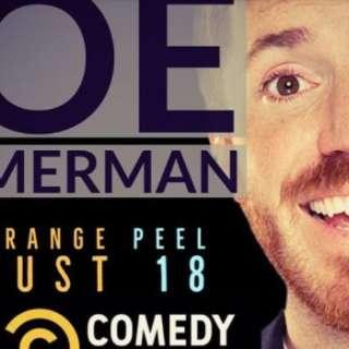 Comedian Joe Zimmerman at The Orange Peel