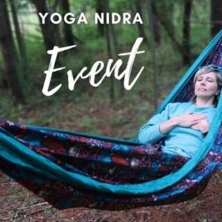 Hammock Yoga Nidra Event