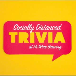 Socially Distanced Trivia Night