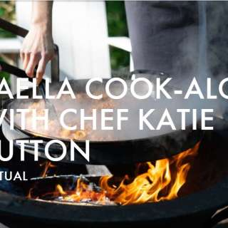 Chow Chow Virtual Series: Paella Cook-Along with Chef Katie Button