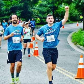 Asheville Half Marathon & 10K