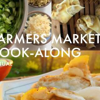 Chow Chow Virtual Series: Farmers Market Cook - Along