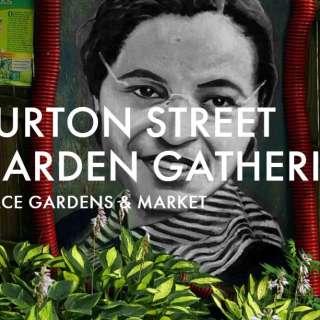 Chow Chow: Burton Street Garden Gathering