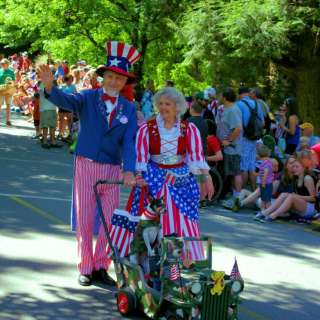 Montreat 4th of July Parade