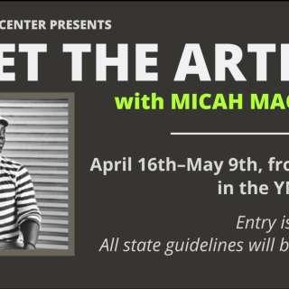 Meet The Artist with Micah Mackenzie