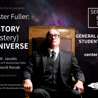 R. Buckminster Fuller: THE HISTORY (and Mystery) OF THE UNIVERSE