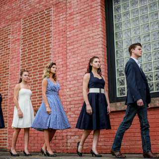 The Burnett Sisters Band w/Colin Ray