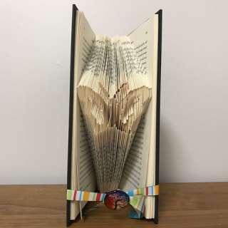 Art & Craft Workshop: Folded Book Art-Butterfly