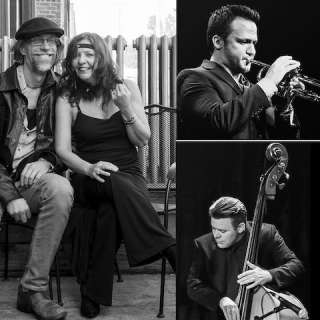 Bygone Blues with Peggy Ratuz and Aaron Price