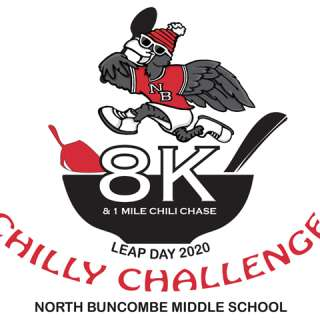 North Buncombe Chilly Challenge 8K & 1-Mile Chili Chase Fun Run
