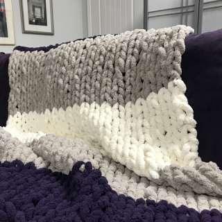 Art & Craft Workshop: Chunky Blanket
