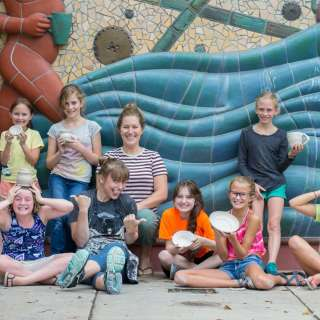 Odyssey ClayWorks Kids Summer Clay Camp 2019