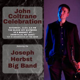 Coltrane Celebration ft. the Joseph Herbst Big Band