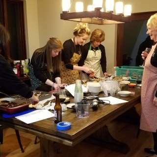 Cooking Class (Private, In-Person or Virtual)