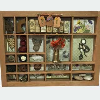 Art & Craft Workshop: Mixed Media-Curiosity Cabinet