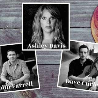 Dave Curley, Ashley Davis & Colin Farrell
